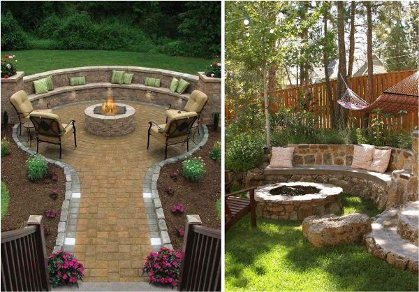 D corez votre jardin d une mani re simple et avec du style for Large square garden design ideas