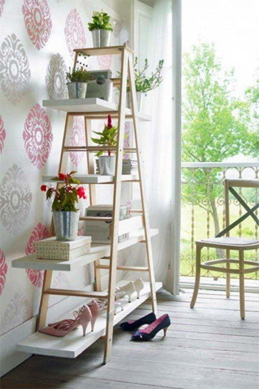 diy-twenty-four-easy-ways-to-reuse-an-old-ladder-at-house24-535x801