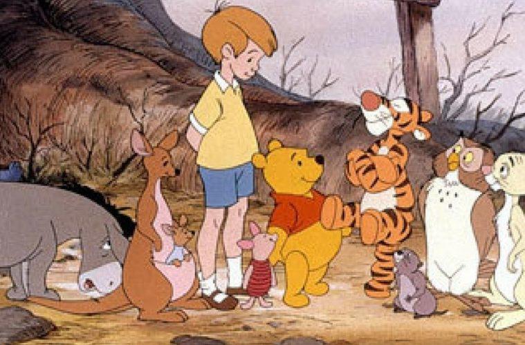 Chaque personnage de winnie l ourson a t crit pour - Comment dessiner winnie l ourson ...