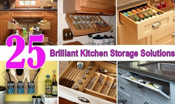 kitchen storage solution 25 brillantes solutions pour ranger votre cuisine un 3181