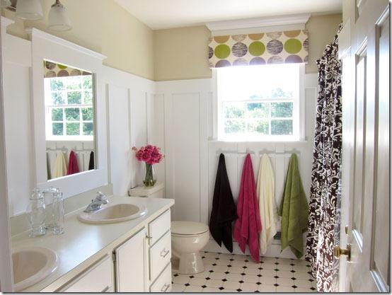 decorate a small bathroom dip feed1