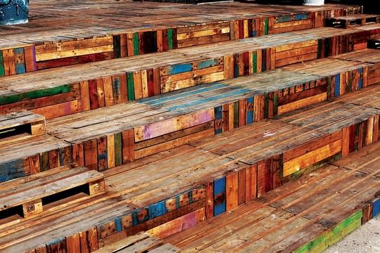 reuse wooden pallets 122