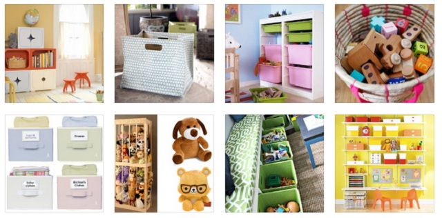 10 Awesome Storage Ideas For Kids Bedroom