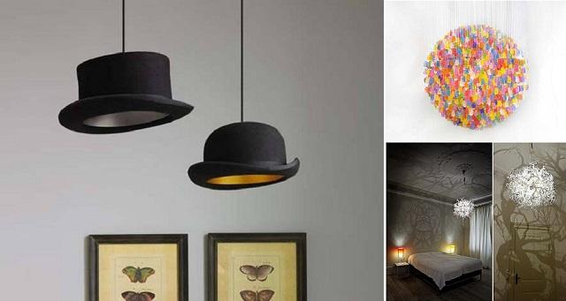 10 Creative DIY Lamps 1111