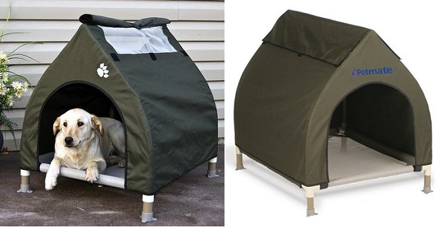 cot dog house