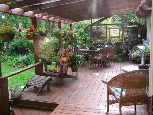 deck decorating idea1