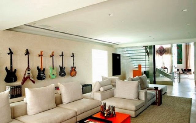 musical instrument decorations for your home1