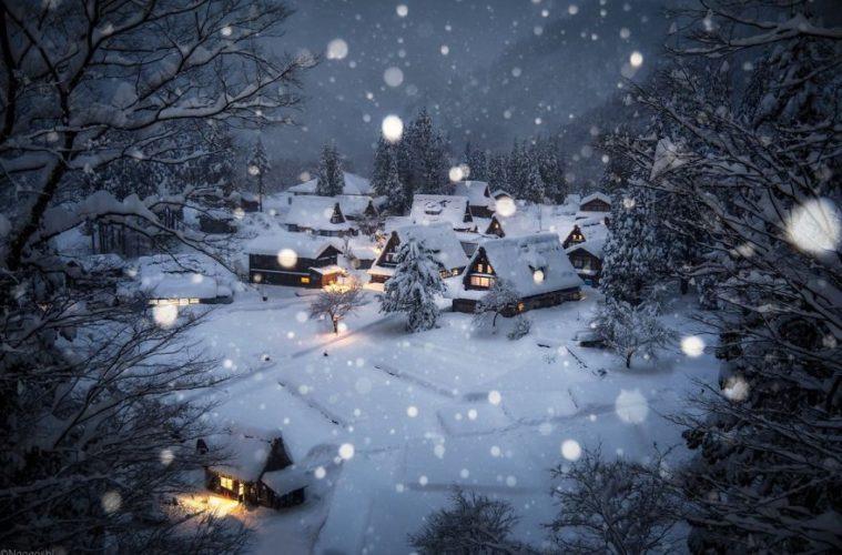 beautiful winter photos naagaoshi japan 16 5a55c942ba70c 880