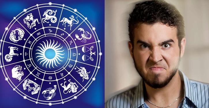 Les choses que les hommes detestent absolument selon leur signe du zodiaque