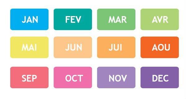 Ce que dit votre mois de naissance sur votre personnalite 1