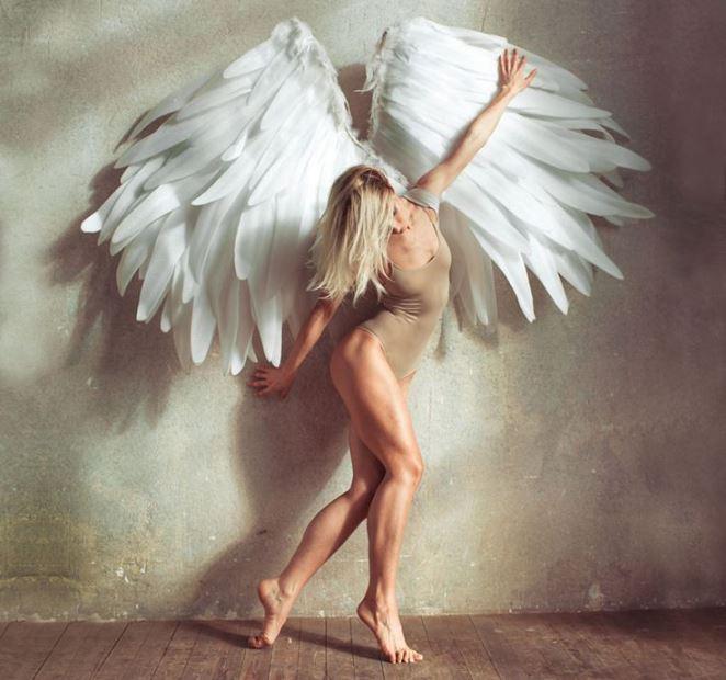 Angel sin nude pics