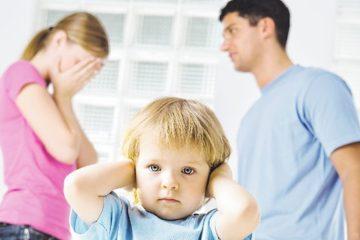 parent should avoid in front of children