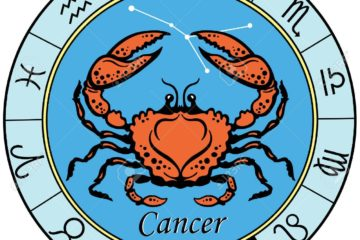 27907401 cancer signe astrologique du zodiaque l image isolée sur fond blanc