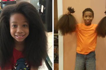 boy grows hair donate cancer thomas moore fb