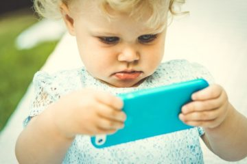 electronic language children