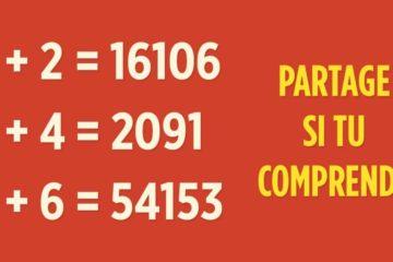 Si vous reussissez a resoudre cette equation mathematique 770x515