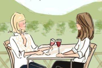 amigas tomando vino e1498482607381