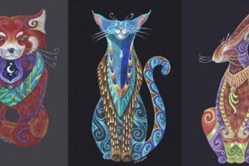 Chaque signe du zodiaque possede un animal totem qui incarne sa personnalite 725x375