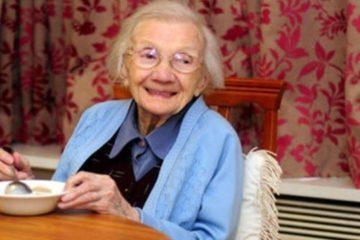 jessie gallan di 109 anni svela il segreto della longevita stare lontano dagli uomini