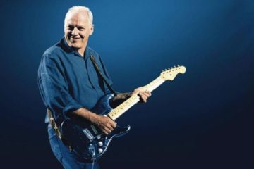 Pink Floyds David Gilmour raises record breaking 21million for global warming charity