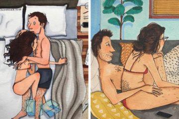 relatable couple relationships illustrations amanda oleander fb29 png 700