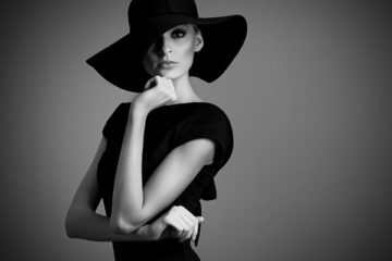 mujer sombre elegancia28229
