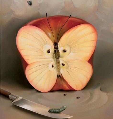 Ce que vous voyez en premier sur cette image revele votre peur subconsciente 1