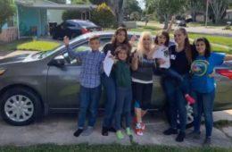 Rodriguez Family Car Orange COunty Sheriff Youtube