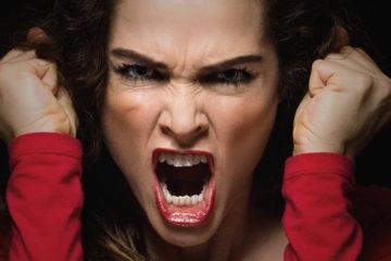 donne che si arrabbiano sono intelligenti