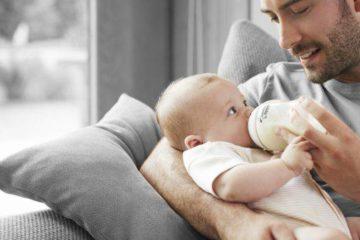 papà e neonato 800x357