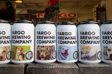 dogs on beer cans adoption fargo 4 luv of dog rescue fb png 700