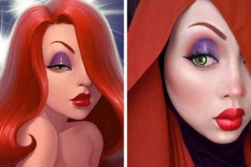 hijab makeup pop culture transformation queenofluna fb83 png  700