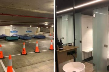 homeless shelters car parks charity australia beddown fb6 png  700