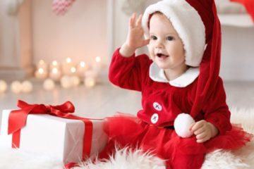 web3 baby girl christmas present festive santa shutterstock 1136698781 1024x536