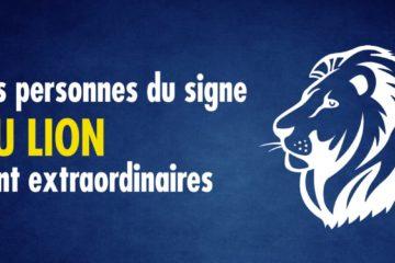 Les personnes du signe du lion sont extraordinaires 1200x667