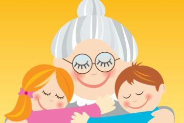 grandparents who babysit