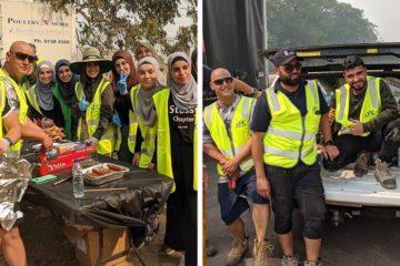 muslim community provide aid australian bushfire fb9 png 700