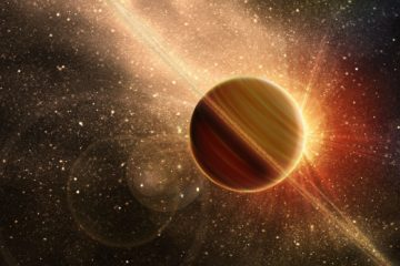 Saturne retrograde