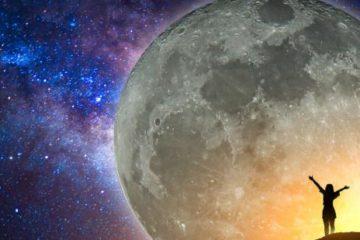 lune en Belier